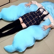 Bibi Lab Royal Twintails Pillow Weird Things to Buy Online