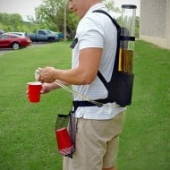 Dual Tank Backpack Drink Dispenser College Party Must Have