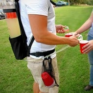 Dual Tank Backpack Drink Dispenser Party Accessory to Buy