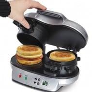Hamilton Beach Dual Breakfast Sandwich Maker Kitchen Must Have