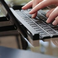 LG Rolly Bluetooth Keyboard Type Anywhere