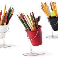 Peleg Design Desk Bucket Fun Office Accessory