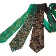 Scatterbrain Ties Circuit Board Geek Tie Buy Cool Boyfriend Gift