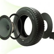 Seal Recycled Tires Speaker Upcycled Gadget
