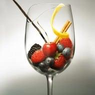 Silhouette Sense-enhancing Wine Glass Chic Party Drinkware