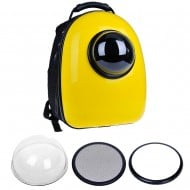 U-pet Backpack Pet Carrier Dome Mesh