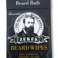 Zekes Original Beard Wipes Unusual Prodcut to Buy