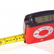 eTape16 Polycarbonate Digital Tape Measure Unique Gift Idea