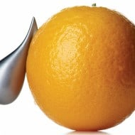Alessi Apostrophe Orange Peeler Fruit Lover Must Haves