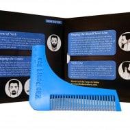 Beard Bro Beard Shaping Tool Cool Facial Comb to Buy