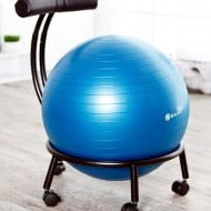Gaiam Custom Fit Balance Ball Chair Gift Ideas For Workaholics