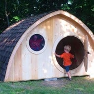 Hobbit Holes Hobbit Playhouse Kit Buy Expensive Stuff for Kids