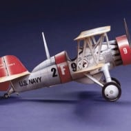 Huntlys Paper War Plane Boeing F4B-4 Fun DIY Project