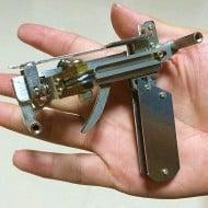 Ice Fire Creations Micro BB Crossbow Mini Handmade Weapon