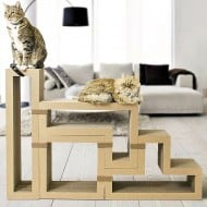 Katris Modular Cat Scratcher Cat Person Must Haves