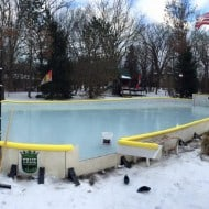Nicerink Backyard Ice Rink Kit Private Hockey