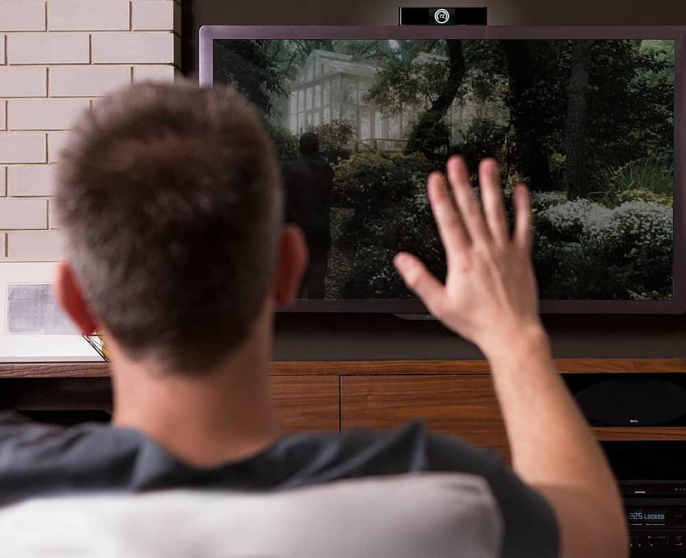 Control of your home devices with a wave of a finger.