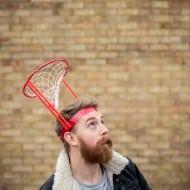 The Original Basket Case Headband Hoop Game Cool Party Activity