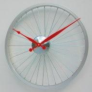 Vyconic Bicycle Wheel Clock Unique Wall Clock