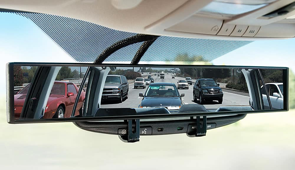 Get rid of driving blind spots.