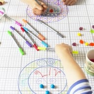Eat Sleep Doodle Doodle Cotton Tablecloth Buy Drawable Cloth