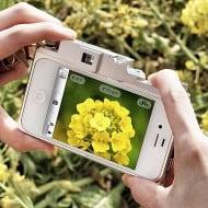 Gizmon iCA5 Camera iPhone Case Cool Design Mobile Phone Case