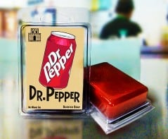 Smell as addictive as Dr. Pepper.