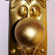 MnLake Treasures Alice In Wonderland Door Knob Display Prop Cute Home Accessory