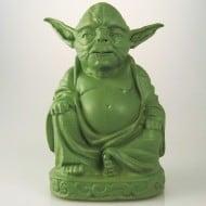 Muckychris Star Wars Zen Buddha Statues Cool Collectibles
