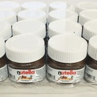 Nutella .88 Oz. Single Serve Bottle Chocolate Lover Must Haves