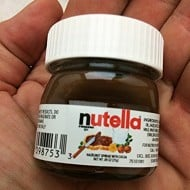 Nutella .88 Oz. Single Serve Bottle Nutella On The Go