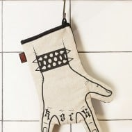 We Love Rock Rock'n'roll Kitchen Glove Unique Home Accessory