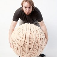 Wool WoW Super Bulky Yarns Cool Home Decoration