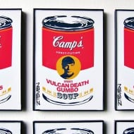 Zteven Star Trek Framed Retro Pop Art Soup Buy Movie Memorabilla