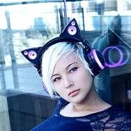 Axent Wear Cat Ear Headphones Cool Accessory Design