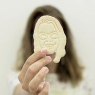 Copypastry Your Portrait Custom Cookie Cutter Buy Cool Kitchen Stuff