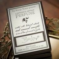 For Strange Women Winter Kitty Natural Perfume Oil Cool Body Scent