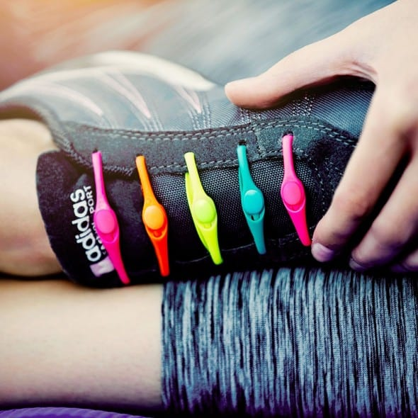Say goodbye to messy shoelaces.