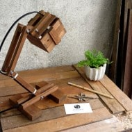 Paladim Kran VI Wooden Lamp Buy Unique Home Stuff