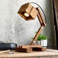 Paladim Kran VI Wooden Lamp Environmental Room Furniture