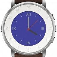 Pebble Time Round Smartwatch Fashion Wear For Men