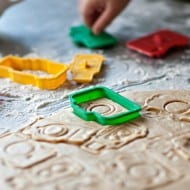 Photojojo Camera Cookie Cutter Set Safe Baking Equipment