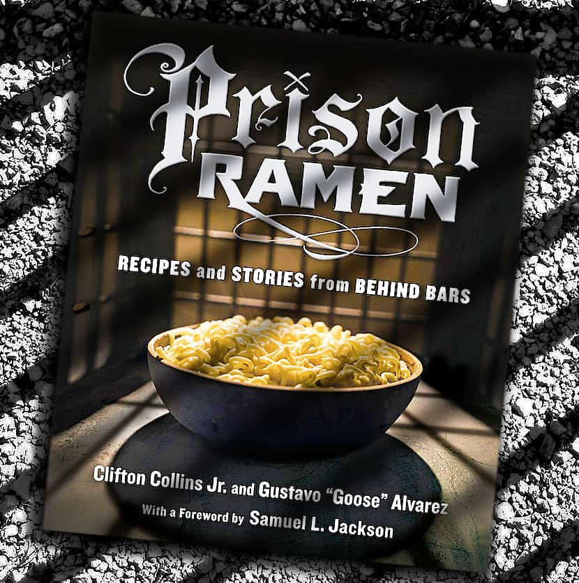 Recipes and stories from behind bars.