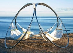 Hammock for the entire family.