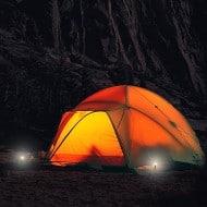 UCO Tent Stake Light Cool Mounteneering Tool