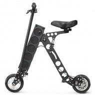 URB-E Electric Folding Scooter Portable Ride