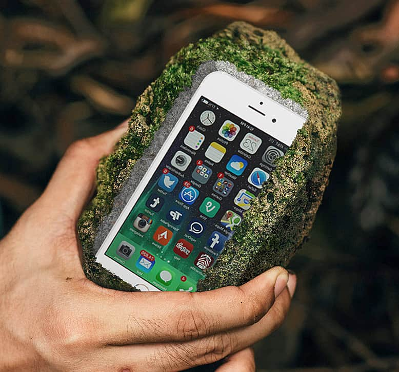 Rock your iPhone.