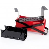 Bits and Pieces Newspaper Briquette Maker Fire Starter Material