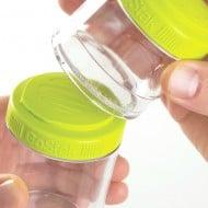 Blender Bottle Go Stak Twist N' Lock Storage Jars Things to bring when travelling