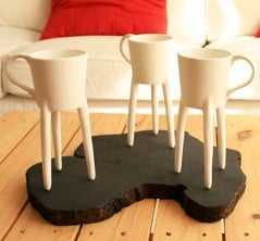 Now you can ask for a tall cup of coffee, literally!